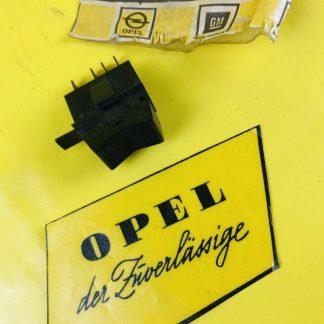 NEU + ORIGINAL Opel Manta A Ascona A Schalter Scheibenwischer vorne Kippschalter