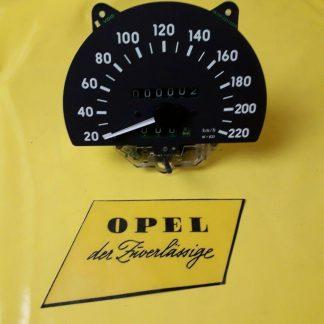 NEU + ORIGINAL Opel Frontera A Tacho Tachometer Km/h Anzeige KM Stand