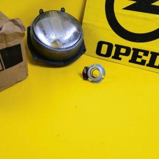 NEU + ORIGINAL Opel Ascona A Scheinwerfer Bilux rechts + links