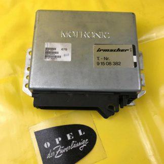 NEU + ORIGINAL IRMSCHER Motor Steuergerät Opel Corsa A 1,6 GSi C16SEI 91508382