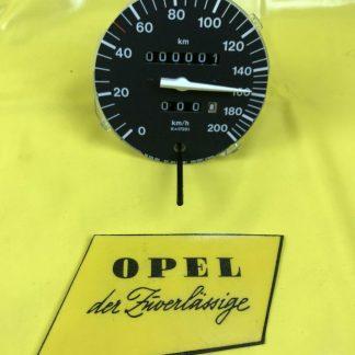 NEU + ORIGINAL Opel Corsa B Tigra A Tacho Tachometer Anzeige Speedometer
