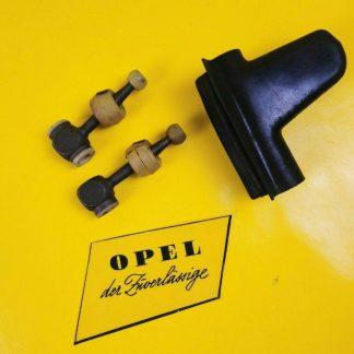 NEU + ORIG Opel Rekord D Satz Manschette Hebel Getriebe Buchse Lenkradschaltung
