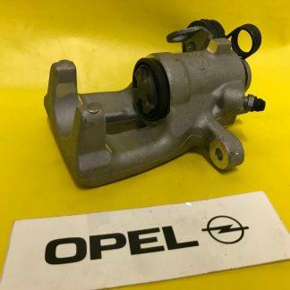 NEU + ORIGINAL OPEL Astra G Zafira A Bremssattel hinten links Lucas System GM OE