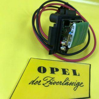 NEU Gebläsewiderstand für Opel Vivaro A Innenraumgebläse Vorwiderstand + Renault