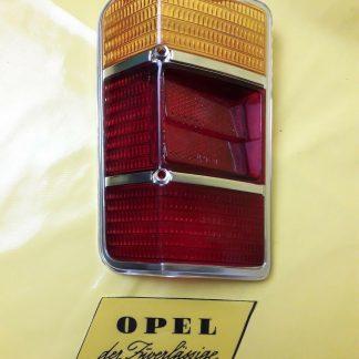 NEU + ORIGINAL Opel Kadett B Kombi Rücklicht Heckleuchte Rücklichtglas links