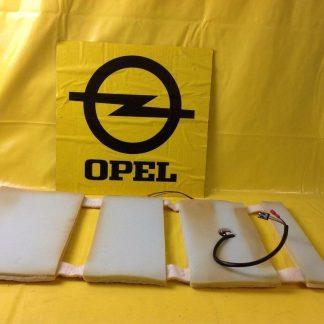 NEU + ORIGINAL Opel Senator A Heizmatte Sitzheizung Sitz Heizung Fahrersitz