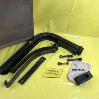 NEU + ORIGINAL Opel P4 Halterung Ersatzrad Reserverad Vorrichtung Reifen Halter