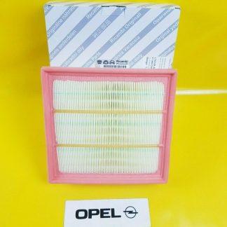 NEU + ORIGINAL / Opel Combo D 1,6 + 2,0 Diesel Luftfilter Einsatz Element Filter