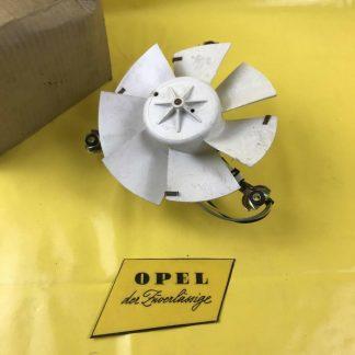 NEU + ORIGINAL Opel Rekord D Gebläsemotor Gebläse Motor Heizung Innenraum Blower