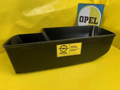 NEU seitl Kofferraumwanne Opel Manta B Box Aufbewahrung Kofferraum schwarz Wanne