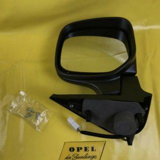 Spiegel Außenspiegel rechts schwarz Renault Kongoo inkl.Glas elektrisch