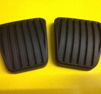 2x Pedal Gummi für Opel Astra F alle Modelle Cabrio Pedalgummi Bremse Kupplung