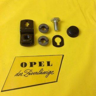 NEU + ORIGINAL Opel Ascona C Anschnallgurt Befestigung Sicherheitsgurt Adapter
