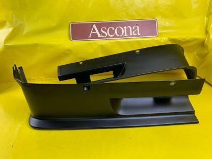 NEU Satz Frontspoiler Opel Ascona B Spoiler unten Front Rallye 2,0 CiH 400 SR