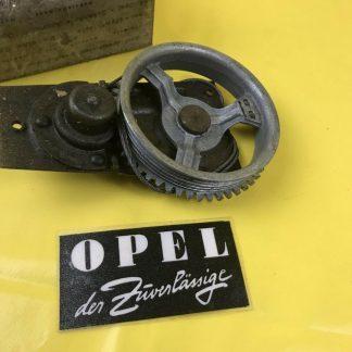 NEU + ORIG Opel Rekord A / B Limousine 4-türig Seilrolle Fensterheber Tür rechts