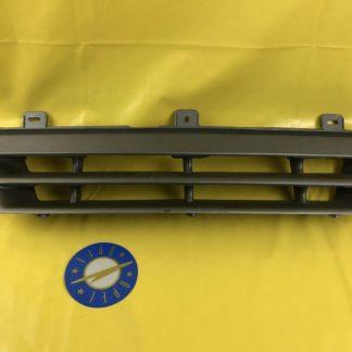 NEU + ORIG Opel Omega A Kühlergrill Frontgrill Grill Gitter grau / silber