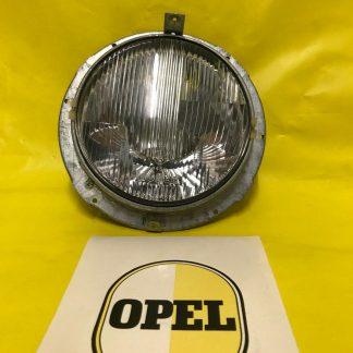 NEU + ORIGINAL OPEL Bilux Scheinwerfer passend für alle Kadett B Modelle vorne