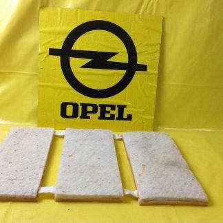 NEU + ORIGINAL Opel Senator A Heizmatte Sitzheizung Sitz Heizung