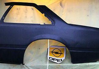 NEU + ORIGINAL OPEL Seitenwand Seitenteil Opel Rekord E Commodore C Limousine
