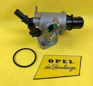 NEU Thermostatgehäuse OPEL Vectra C Signum 1,9 CDTi Diesel mit 100PS/120PS/150PS