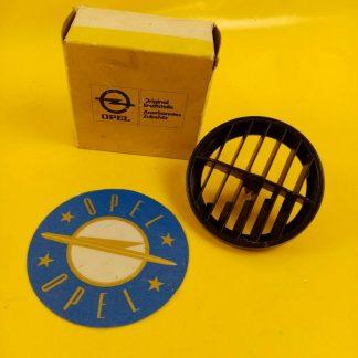 NEU + ORIG Opel Rekord C Commodore A Blende Lüftung Armaturenbrett Drehblende