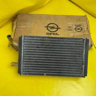 NEU + ORIGINAL Opel Rekord A + B Heizungskühler Wärmetauscher Heizkörper
