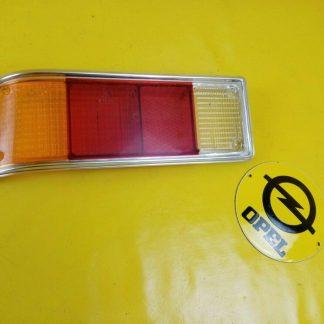 NEU + ORIG Opel Rekord D Coupe Glas Rücklicht Limousine hinten links