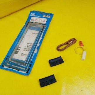 NEU Montage Kit Radio Opel Kadett E Autoradio Kabelsatz Einbausatz Set