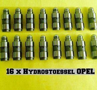 16 x Opel Corsa C 1,0 L +1,2 L + 1,4 L // Hydrostößel VENTILSTOESSEL HYDRAULISCH