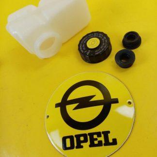 NEU + ORIGINAL Opel Commodore B Behälter Hauptbremszylinder Stopfen Deckel