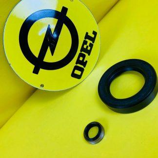 NEU SET Simmerring Schaltwelle + hinten zu Kardanwelle Getriebe Getrag 240 / 265