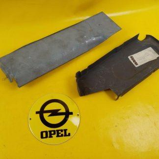 NEU + ORIGINAL Opel Commodore B Blechteile Front Oberteil Blech außen rechts Rep