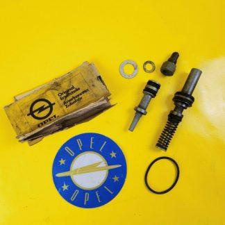NEU + ORIGINAL Opel Rekord B C Hauptbremszylinder Ø17 mm Satz