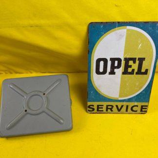 NEU + ORIGINAL Opel Kapitän 56 57 Batterieboden Batterie Träger Blech