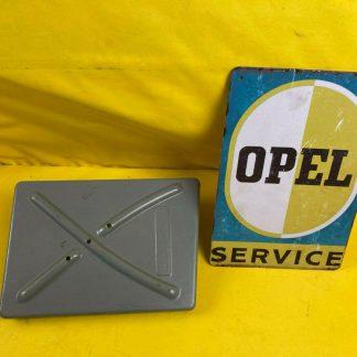 NEU + ORIGINAL Opel Kapitän 53 57 Batterieboden Batterie Träger Blech