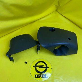 NEU + ORIGINAL GM/ Opel Vectra B Verkleidung Lenksäule oben + unten Abdeckung