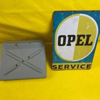 NEU + ORIGINAL Opel Kapitän Rekord Batterieboden