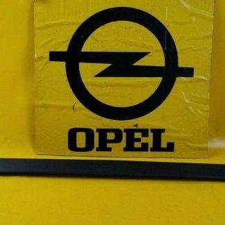 NEU + ORIG GM / Opel Calibra Zierleiste Tür rechts dunkelgrau Leiste Moulding