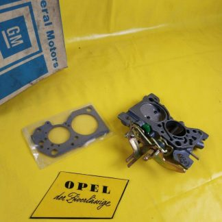 NEU + ORIG GM Opel Ascona B Manta B 2,0 N 2,0 S Vergaserdeckel Drosselklappe