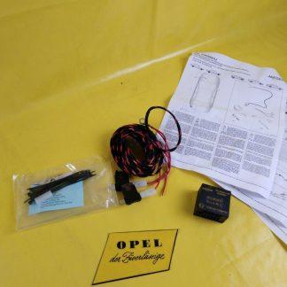 NEU Hersteller Jaeger Elektro Einbausatz Erweiterung PKW mit Check Control