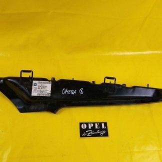 NEU + ORIG GM Opel Omega B Limousine Reparaturblech Einsatzecke Seitenwand links