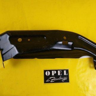 NEU + ORIG GM Opel Omega B Halter seitlich Stoßstange vorne links an Radeinbau