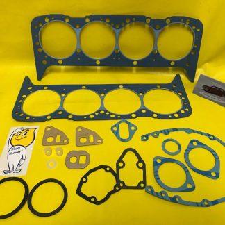 NEU Motor Dichtsatz Opel Diplomat B 5,4 V8 + Bitter CD Zylinderkopf Dichtung +++