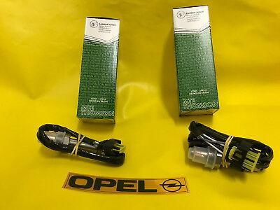 NEU Erstausrüster MTE Lambdasonde SET VOR + NACH KAT Opel 1,8 Z18XE 122 / 125 PS