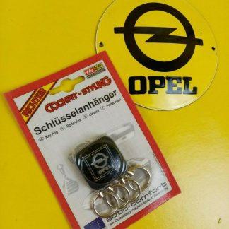 NEU Schlüsselanhänger Key Ring Schlüssel Anhänger Opel Universal Emblem Zeichen