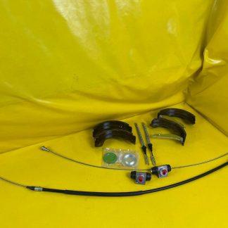 NEU Corsa C Konvolut Bremsenteile hinten Bremse Reparatursatz Radbremszylinder