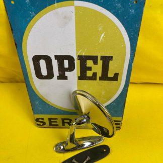 GEBRAUCHT + ORIGINAL Opel Admiral Diplomat A Aussenspiegel 2,8 V8 Chrom links