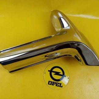 Opel Admiral Diplomat A Stoßstange Ecke Chrom 2,8 + 4,6 hinten links