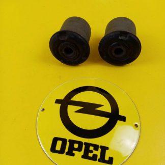 NEU + ORIGINAL Opel Commodore B GSE Paar Buchsen Unterlenker Vorderachse re / li