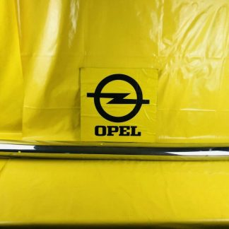 NEU Opel Kadett B Stoßstange hinten Stoßfänger Stossstange außer Kombi Chrom